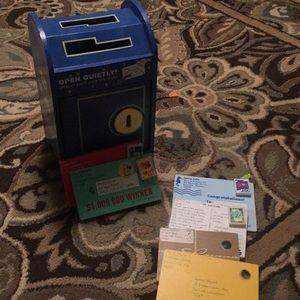 Melissa and Doug  mailbox